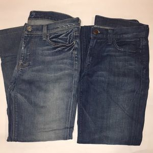 Seven For All Man Kind Jeans Bundle